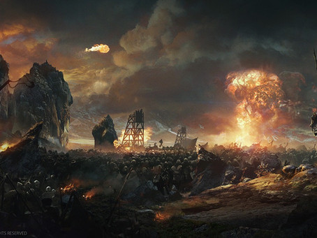 The Second Hentani War
