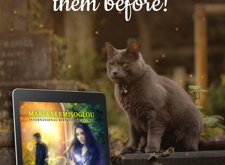 Author Interview - Maria Vermisoglou