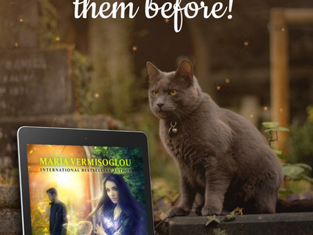 Author Interview - Maria Vermisoglou