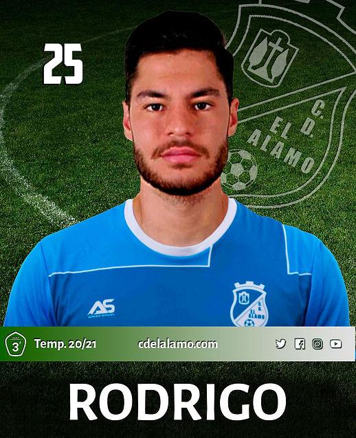 Rodrigo Rodriguez Pérez