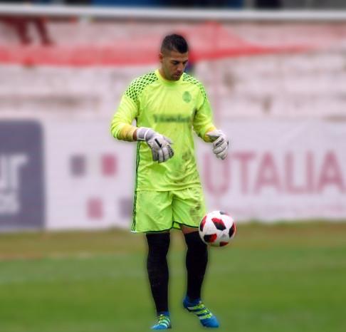 Olmedo, nuevo jugador del Club Deportivo El Álamo