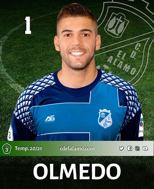 Alberto Olmedo Calvo