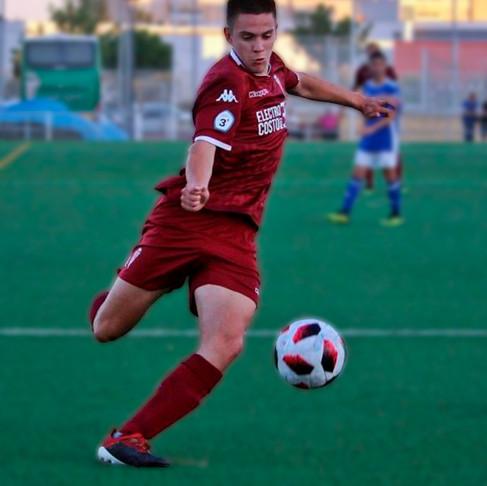 Amaya, nuevo jugador del CD El Álamo