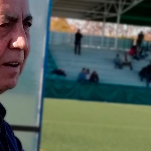 David Orgaz presidente del CD El Álamo