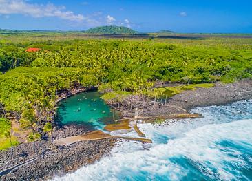 Pohoiki Bay and Hot Spring 3 - Big Islan