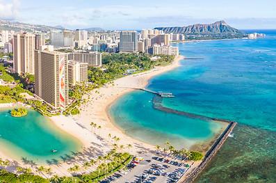 Aloha Films - Hilton Lagoon and Diamondh