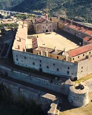 Le fort de Bellegarde