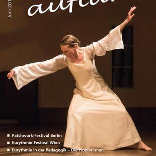 Bericht zum Eurythmiefestival Wien (Ausgabe Auftakt Juli 2019 Nr. 219)