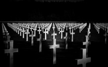 2021-02-27 Vosges - Cimetière Américain