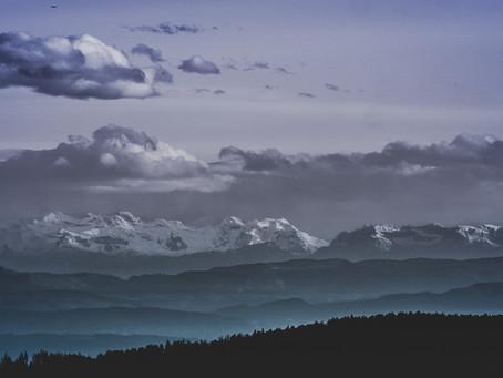 Nouveaux paysages en noir et blanc
