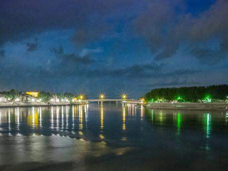 Arles de nuit