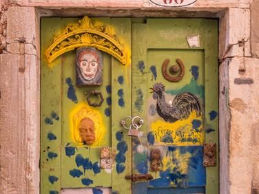 C'est l'histoire d'une porte...