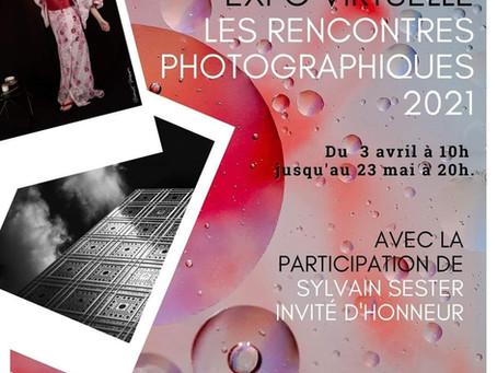Expo virtuelle : Les Rencontres Photographiques 2021