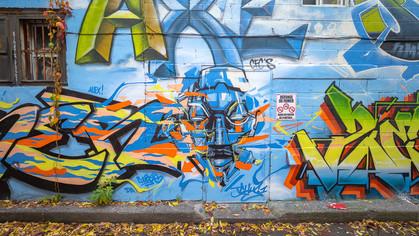 2019-10-13 Canada - Montréal Streetart
