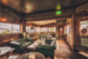 The Bolt Hole Byron Bay lounge
