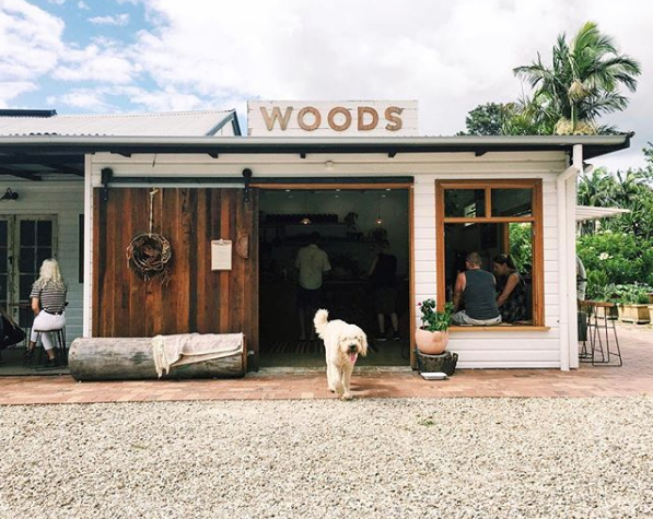 Woods Cafe Bangalow