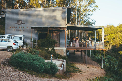 Cape Byron Distillery, Byron Bay