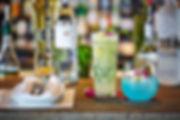 Cocktails at St Elmo Byron Bay