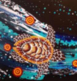 Indigenous artwork Anthony L Walker