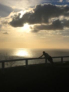 Sunrise at Byron Lighthouse
