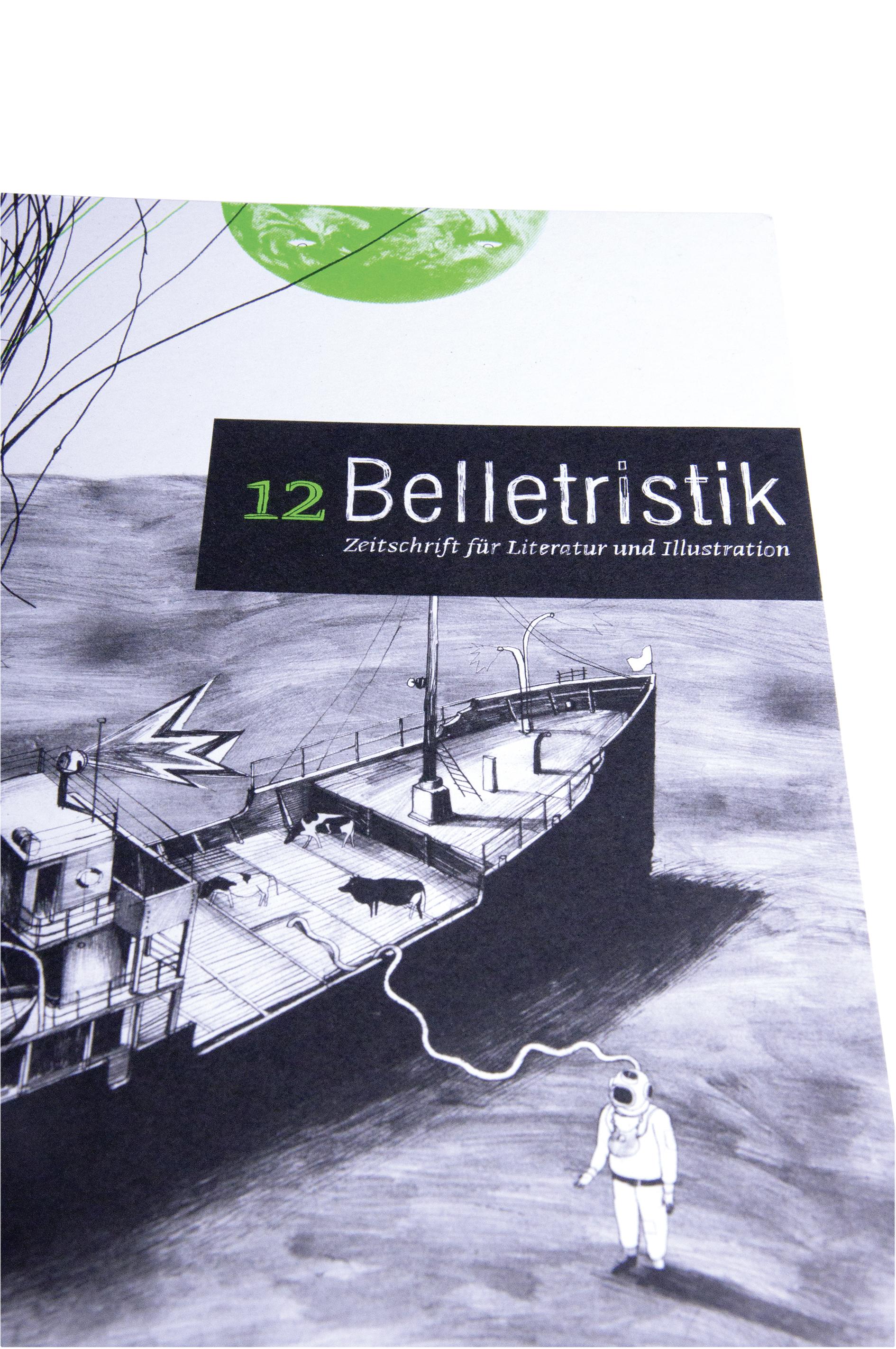 Belletristik Magazin Cover