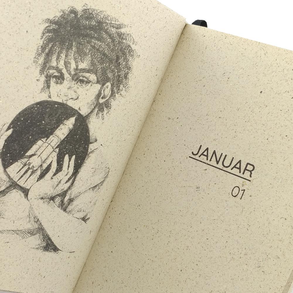 """Kalender """"Sophie"""""""