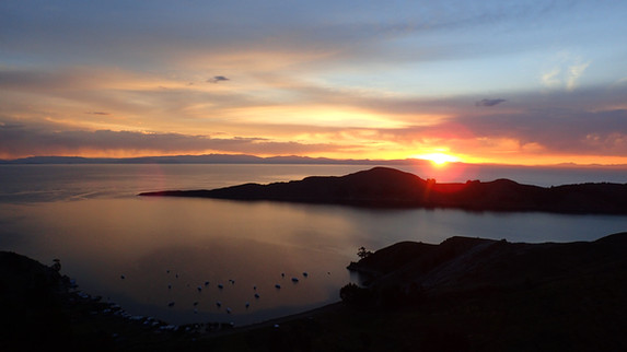 Isla del Sol -