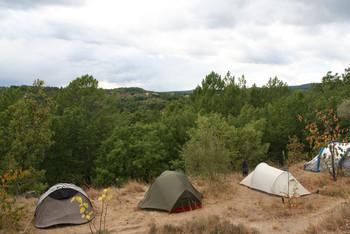 """Camping des """"VolonTerres"""""""