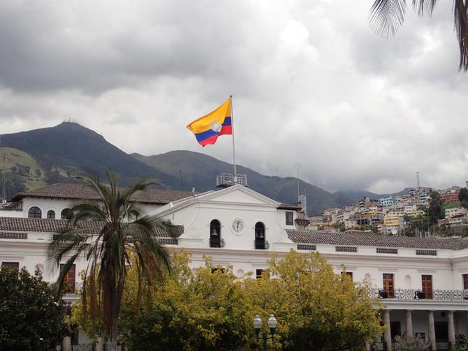 Nos premiers pas en Amérique du Sud