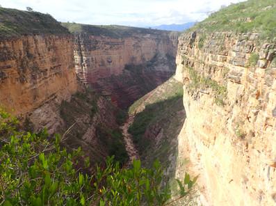 Canyon de Torotoro