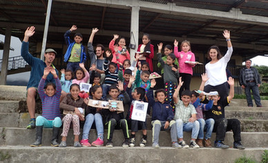 Ecole d'Alto Pajonal