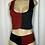 Thumbnail: Harley Quinn Arkham City Inspired Lounge Wear