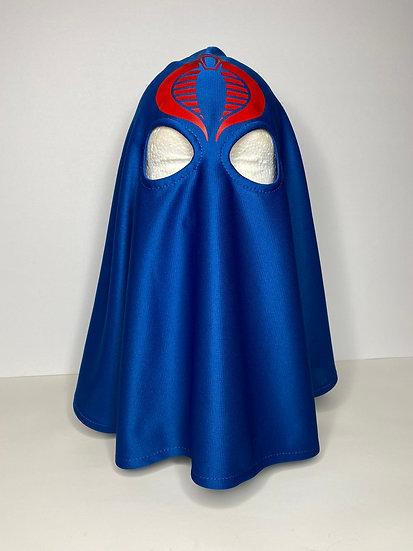 Cobra Hood Blue
