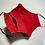 Thumbnail: Fabric Face Mask Deadpool Style