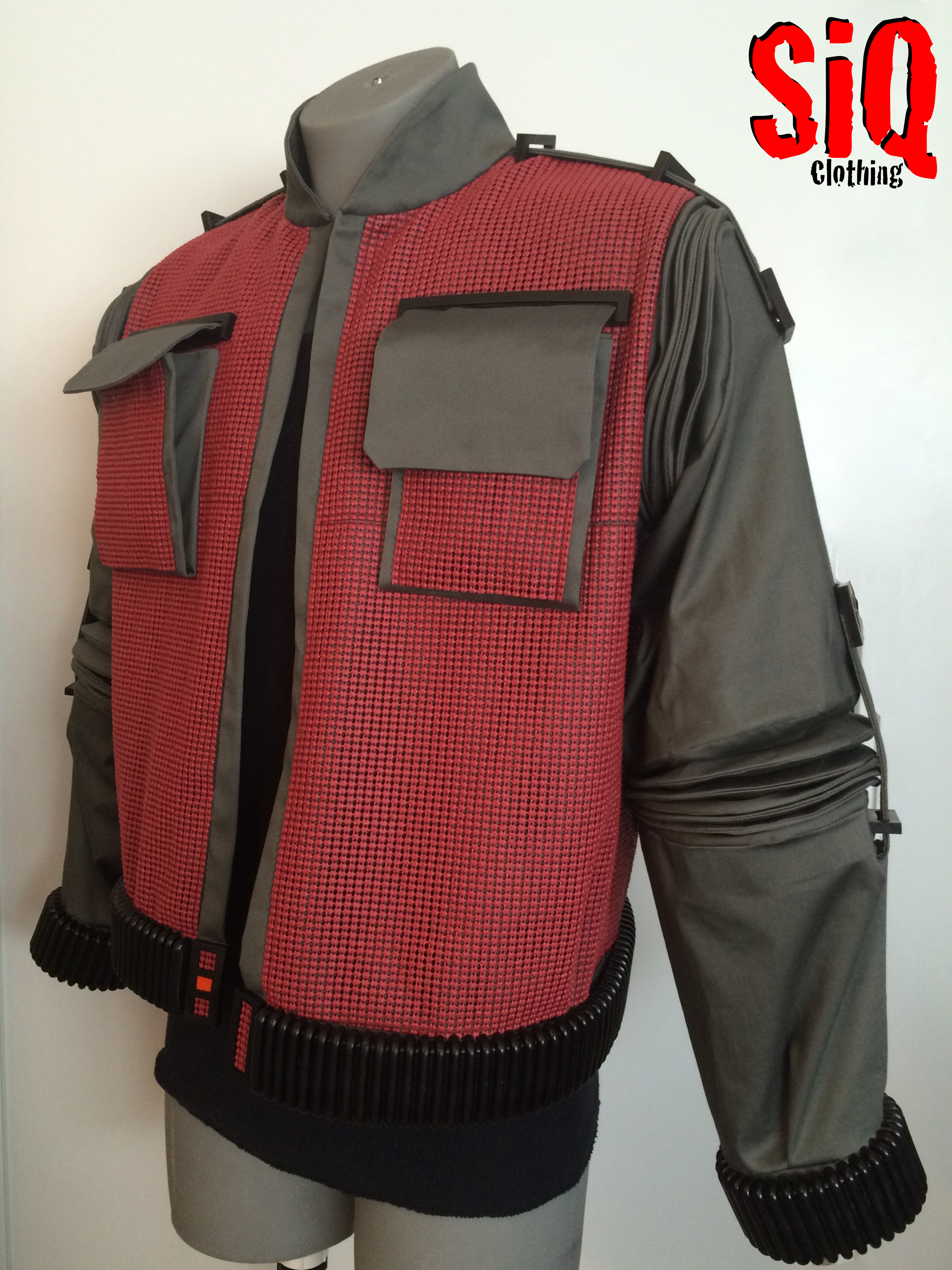 Marty McFly Future Jacket