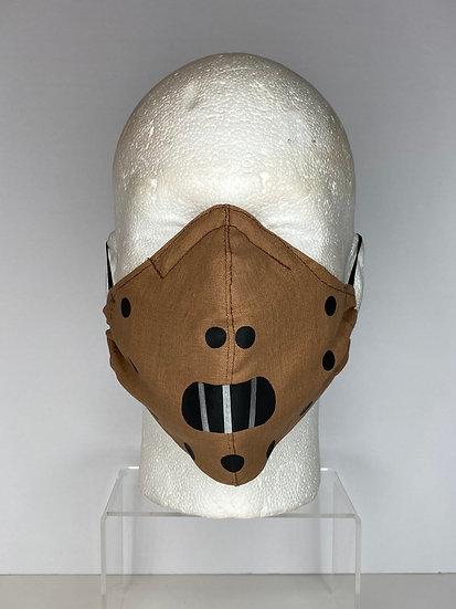 Horror Themed Masks, Hannibal L.