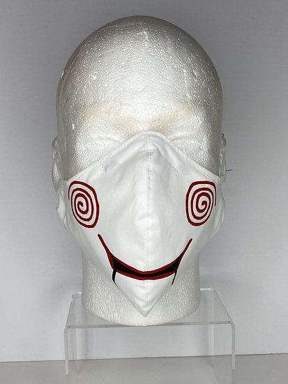 Horror Themed Masks, Billie