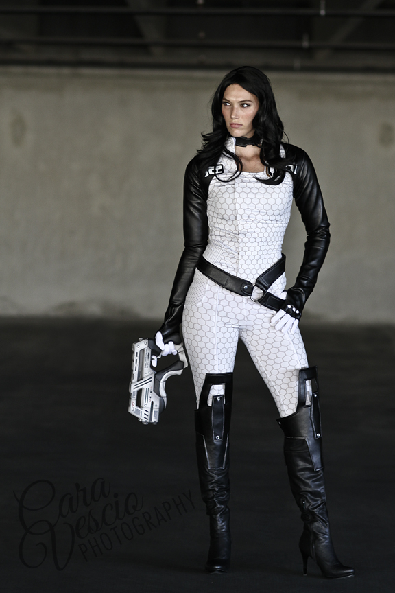 Miranda Lawson Mass Effect 2 Costume