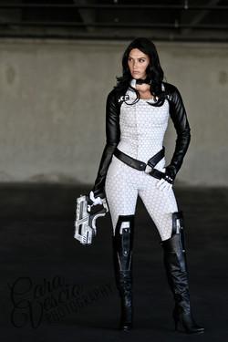 Miranda Lawson Mass Effect 2 Costume