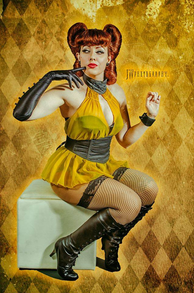Sally Jupiter Costume