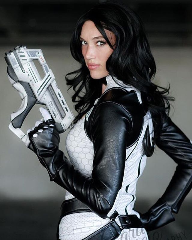 Miranda Lawson Mass Effect 2