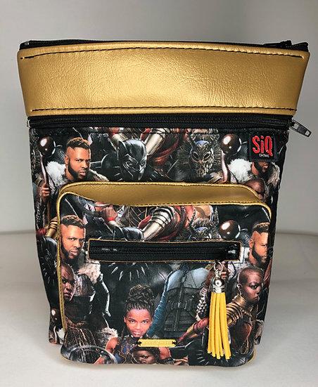 SiQ Original BLACK PANTHER Cross Body Bag