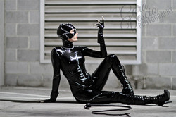 Michelle Pfeiffer Catwoman Costume