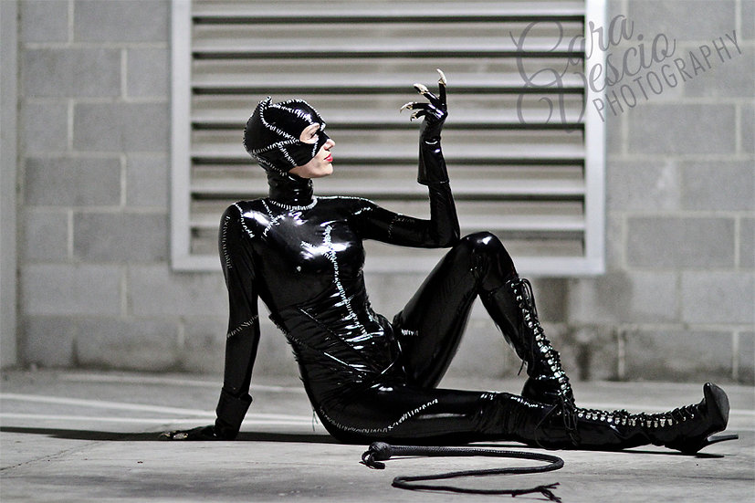 MP Catwoman Costume