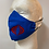 Thumbnail: Fabric Face Mask Cobra Style