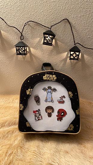 Star Wars Mini Pin Backpack