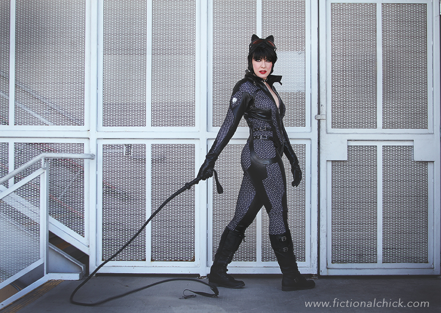Arkham City Catwoman Costume