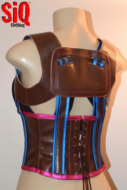 Injustice 2 Harley Quinn Corset