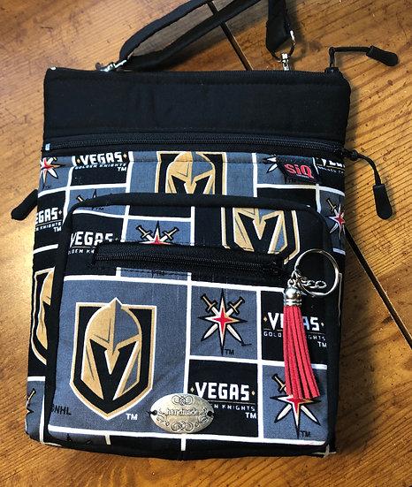 Golden Knights Crossbody Bag