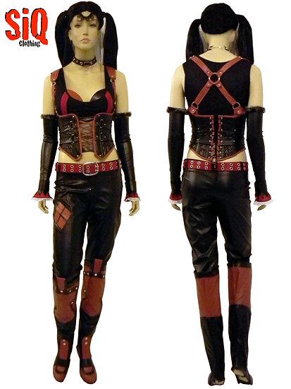 Harley Quinn's Revenge costume replica